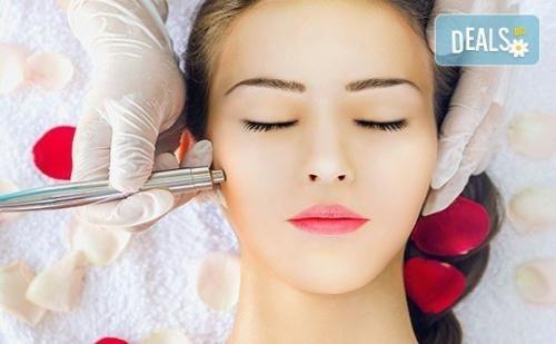Почистване на лице с ултразвук, пилинг и масаж с Les Complexes Biotechniques + ампула или серум от MISS BEAUTY