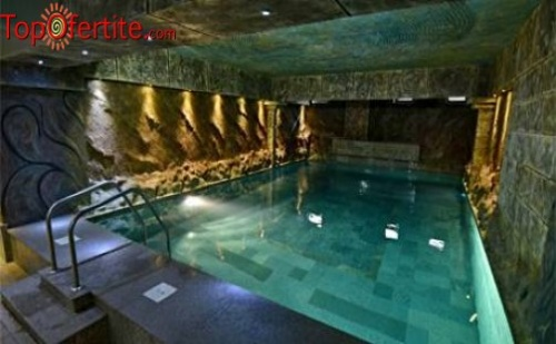 Велинград, хотел България *** СПА почивка! 2 Нощувки за Двама + закуски, вечери, топъл минерален басейн, джакузи, сауна, парна баня и два частични масажа
