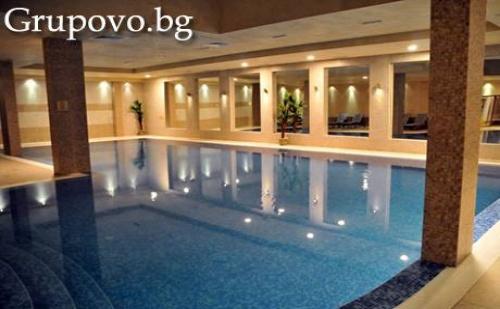 Есен в Боровец! Нощувка със закуска + басейн и СПА център в хотел Вила Парк