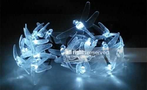 Светещи Led Лампички Водни Кончета