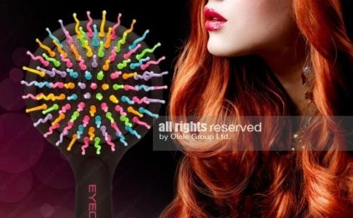 Четка за коса Rainbow Volume Brush