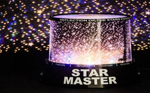 Поканете Звездите У Дома с Планетариум Star Master