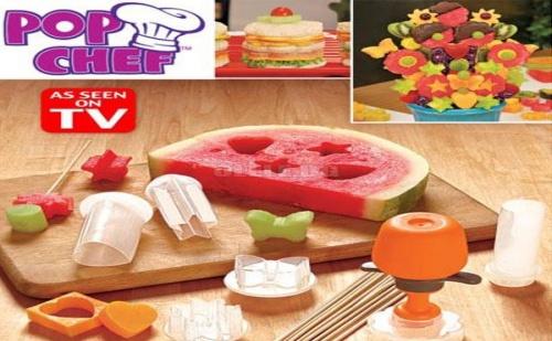 Комплект за Приготвяне на Вкусни Хапки
