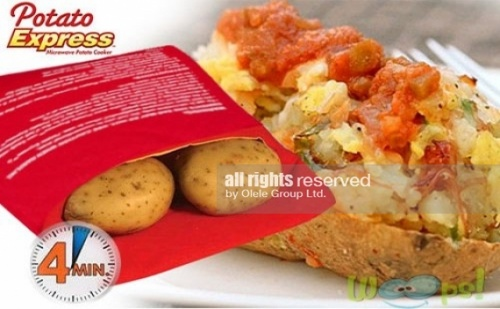 Невероятно Вкусни Печени Картофки само за 4 Минути с Potato Express