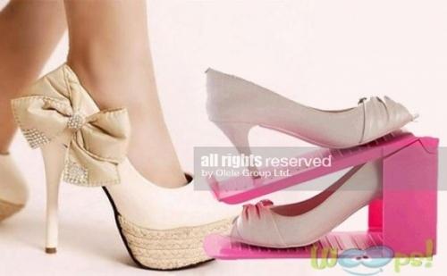 Практичен Органайзер за Обувки Платформа