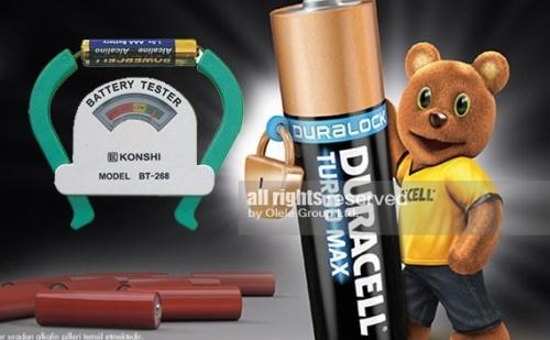 Тестер за батерии Battery Tester