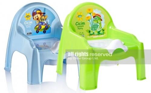 Детско Столче с Гърне