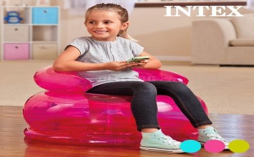 Детски Надуваем Фотьойл Intex