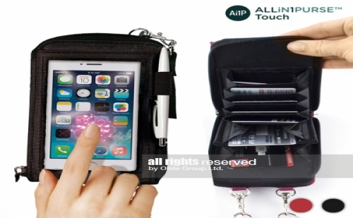 Портфейл All In 1 Purse Touch