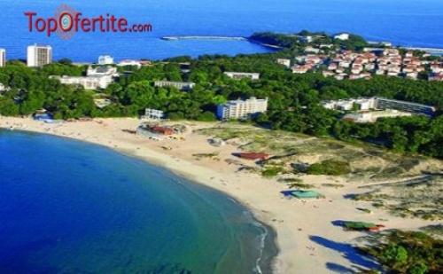 Китен, на Море първа линия Парк Хотел Атлиман Бийч до плаж Атлиман! Нощувка + закуска и вечеря