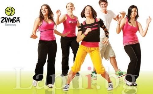 """Раздвижете се! ЧЕТИРИ тренировки по All Dance Zumba за 10 лв. ИЛИ ОСЕМ тренировки от Училище за танци  """"DANCE CRAFT"""" до Халите"""