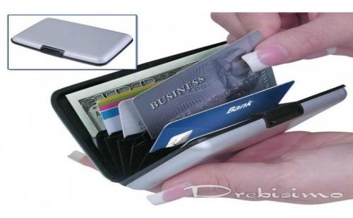 Органайзер за Документи и Кредитни Карти