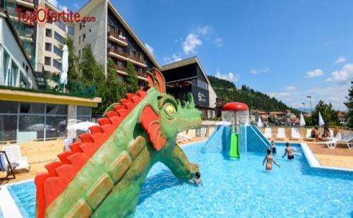Хотел Селект 4*, Велинград през Септември и Октомври! Нощувка + закуска, обяд, вечеря, детски Аквапарк и Уелнес пакет