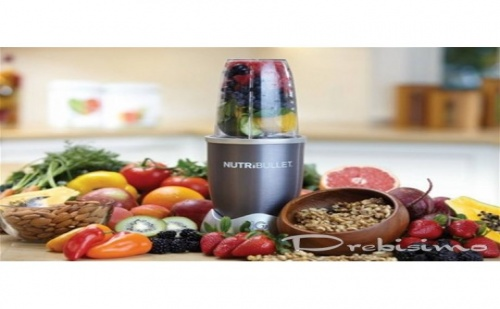 Хранителен екстрактор - блендер Nutribullet