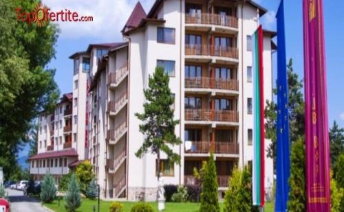Хотел СПА Клуб Бор 4*, Велинград! 2 нощувки за 2 възрастни + 2 деца в Апартамент + закуски, вечери, 2 СПА процедури и Уелнес пакет само за 250 лв
