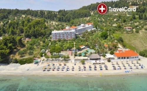 4* Късно лято в хотел Mendi, Гърция