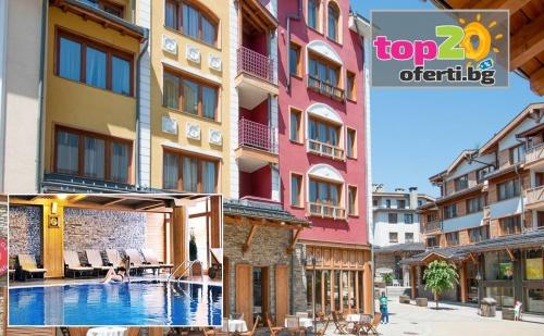 Нощувка със закуска и вечеря + Закрит Басейн + СПА пакет в Хотел Пирин Голф, между Разлог и Банско