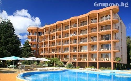 Нощувка в Златни Пясъци в хотел Бона Вита