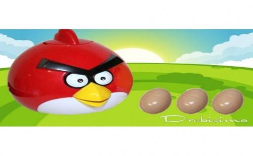 Музикална Играчка - Angry Birds с Яйца