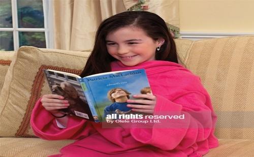 Snug Изключително Меко и Топло Детско Одеяло с Ръкави