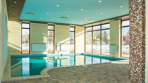 НОВ ХОТЕЛ във Велинград. СПА център и басейн с ГОРЕЩА МИНЕРАЛНА вода. Нощувка със закуска и вечеря в хотел Релакс