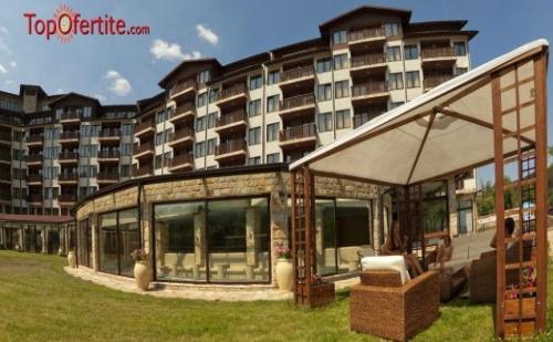 Балнео хотел Свети Спас 5*, Велинград! 3-дневен Балнео пакет Здраве и Живот + закуски, вечери, медицински преглед, 9 процедури и Уелнес