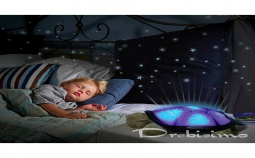 Нощна Лампа - Костенурка