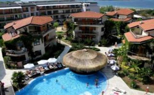 Лятна почивка на плаж Златна рибка, 5 дни All Inclusive до 10.07 в Хотел Мирамар, Созопол