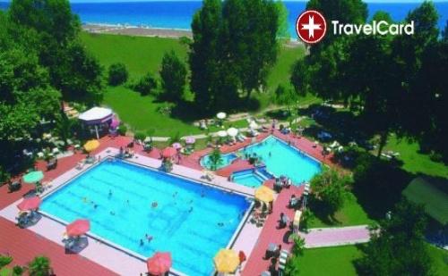 Пакет нощувки за двама или трима възрастни плюс две деца на база ALL Inclusive на първа линия в хотел Olympian Bay**** , Leptokaria, Олимпийска Ривиера, Гърция