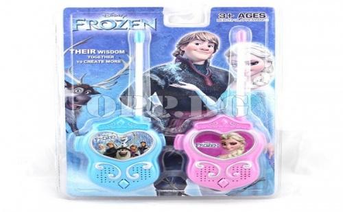 Забавлявай се с приятелка! 2 броя Уоки Токи Frozen