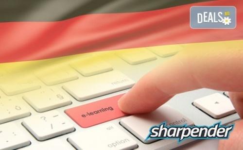 Индивидуален 3 или 6 Месечен Онлайн Курс по Немски за Ниво А1, А2 или А1 + А2, от Онлайн Езикови Курсове Sharpender