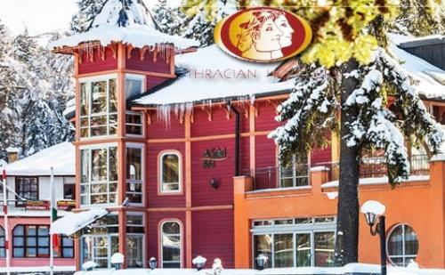 На ски в Боровец, БУТИКОВ хотел СОКОЛ: Нощувка със Закуска и Вечеря