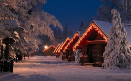 На СКИ в Зимна Рила! БОРОВЕЦ, Вилни Селища ЯГОДА и МАЛИНА: Нощувка в Самостоятелна вила