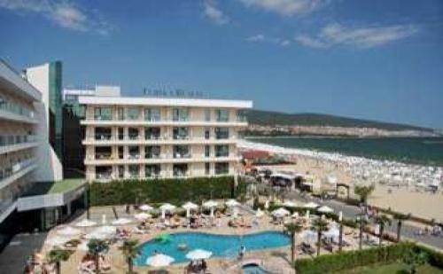 ТОП хотел първа линия в Слънчев Бряг, All Inclusive с Аквапарк в Клуб хотел Еврика
