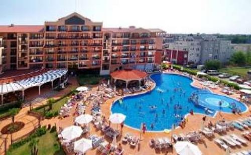 Лятна ваканция в лукс хотел, All Inclusive в Диамант Резиденс, Слънчев бряг