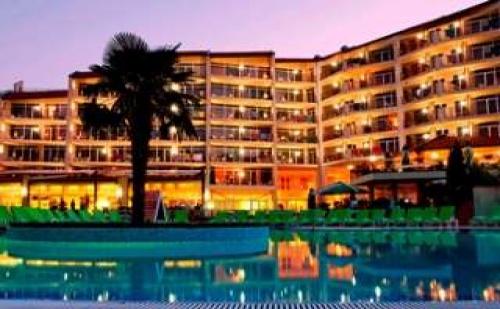 Лято 2017 на Златни пясъци, 5 дни All inclusive в Хотел Мадара