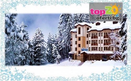 Ски почивка в Боровец на ТОП цени! 3 Нощувки със закуски и вечери в студио + Басейн и СПА пакет в хотел Вила Парк - Боровец