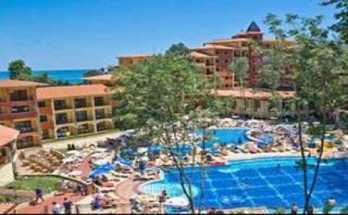 Грифид Лято 2017 с аквапарк, 24 часа Ultra All Inclusive с включен плаж до 06.07 в Хотел Грифид Болеро, Зл. пясъци