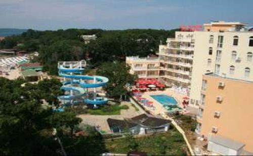 7 дни полупансион в Китен до плаж Атлиман в Хотел Принцес Резиденс