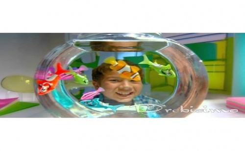 Рибка Робот - Robot Fish