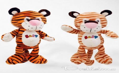 Плюшен тигър