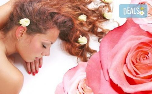 Подарете на любим човек! Релаксиращ масаж на цяло тяло с етерично розово масло в Студио за масажи Кинези плюс!