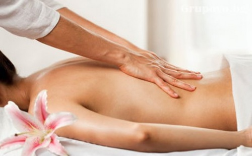 Спортно възстановителен масаж на цяло тяло 60 мин.