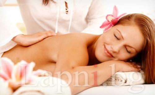 Едночасов Отпускащ масаж на цяло тяло от Рехабилитационен център ALFA MEDIKA