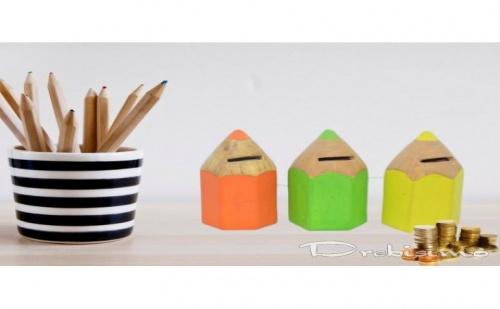Керамична Касичка - Моливче
