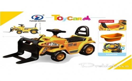 Мотокар - Кракомобил