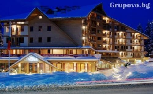 19 - 31 Януари в Боровец! Нощувка, закуска, вечеря + басейн и сауна в хотел Айсберг****