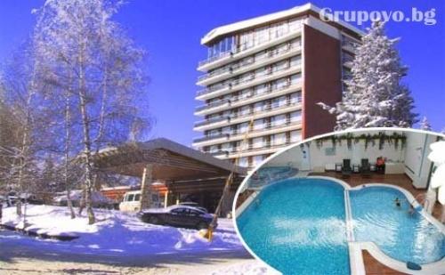Нощувка, закуска, вечеря + басейн и СПА в Гранд хотел Мургавец****, Пампорово