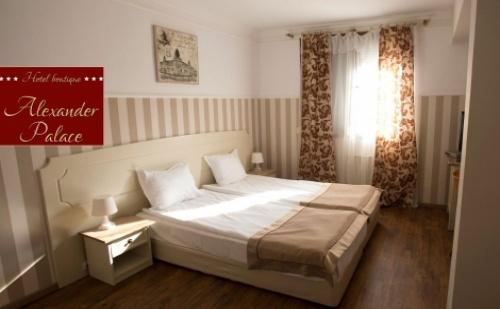 Хотел Alexander Palace 3* в полите на Витоша: 1 нощувка в Двойна Стая за двама