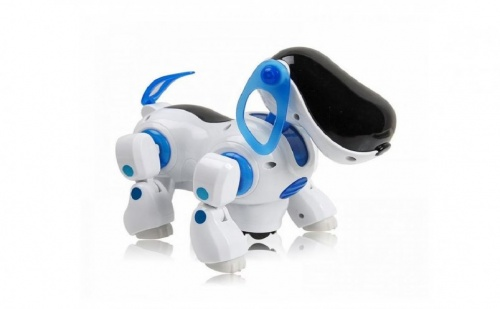 Интерактивно куче робот
